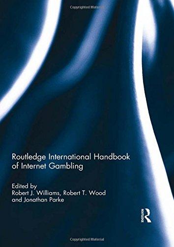 9780415594431: Routledge International Handbook of Internet Gambling