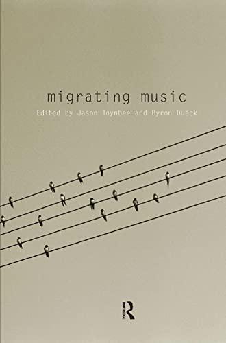 9780415594486: Migrating Music (CRESC)