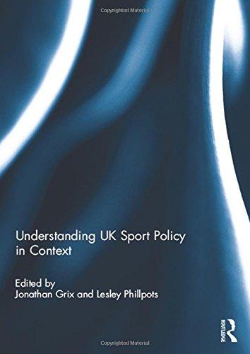 9780415594684: Understanding UK Sport Policy in Context