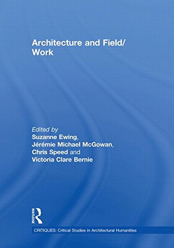 9780415595391: Architecture and Field/Work