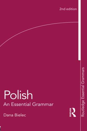 9780415595599: Polish: An Essential Grammar (Routledge Essential Grammars)