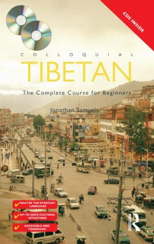 9780415595612: Colloquial Tibetan: The Complete Course for Beginners