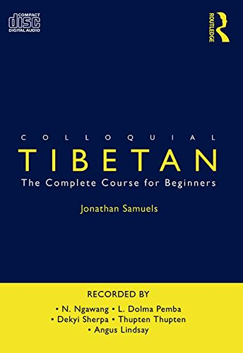 9780415595629: Colloquial Tibetan: The Complete Course for Beginners