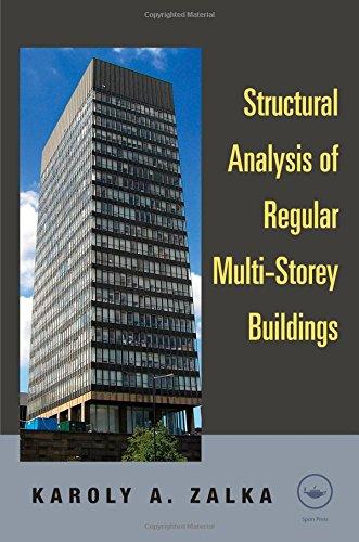 9780415595735: Structural Analysis of Regular Multi-Storey Buildings