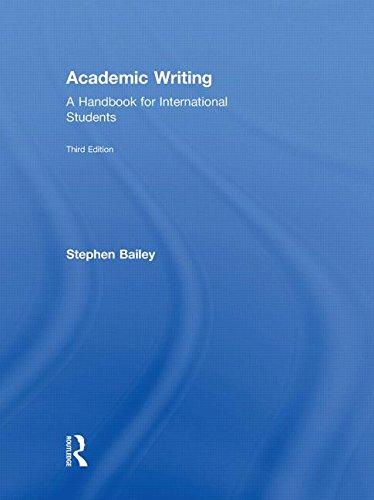 9780415595803: Academic Writing: A Handbook for International Students