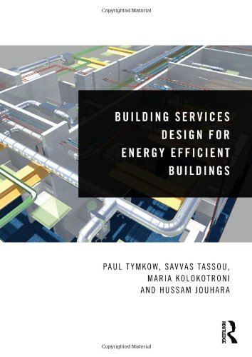9780415596367: Building Services Design for Energy Efficient Buildings