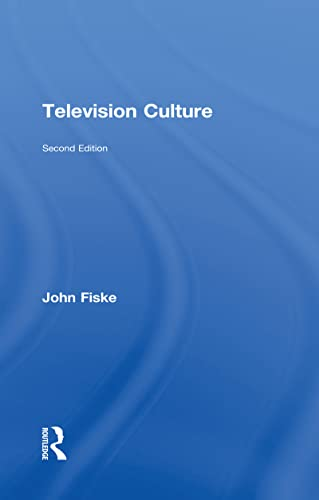 9780415596466: The John Fiske Collection: Television Culture