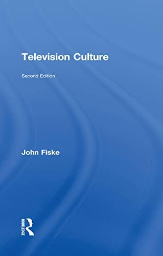 9780415596466: Television Culture (Volume 3)