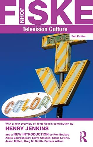 9780415596473: Television Culture (Routledge Classics (Paperback)) (Volume 3)
