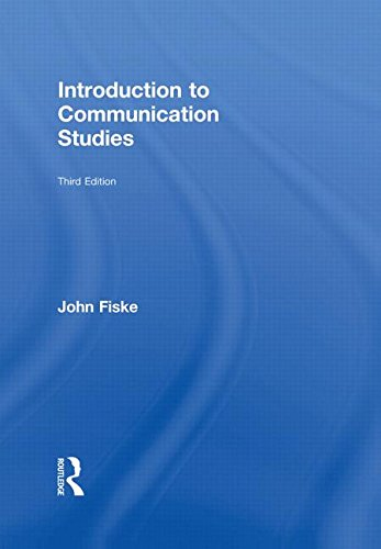 9780415596480: The John Fiske Collection: Introduction to Communication Studies (Studies in Culture and Communication)