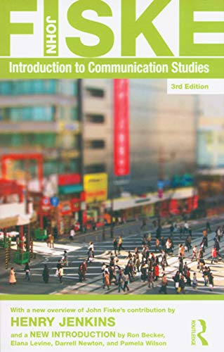 9780415596497: Introduction to Communication Studies (Studies in Culture and Communication) (Volume 1)