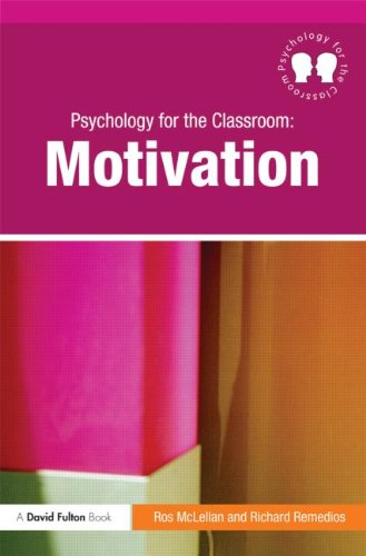 9780415596602: Psychology for the Classroom: Motivation
