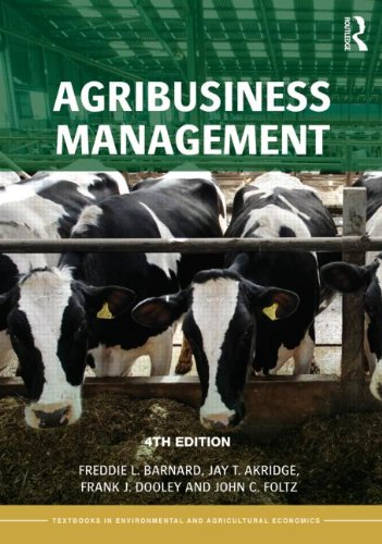 9780415596961: Agribusiness Management (Routledge Textbooks in Environmental and Agricultural Economics)