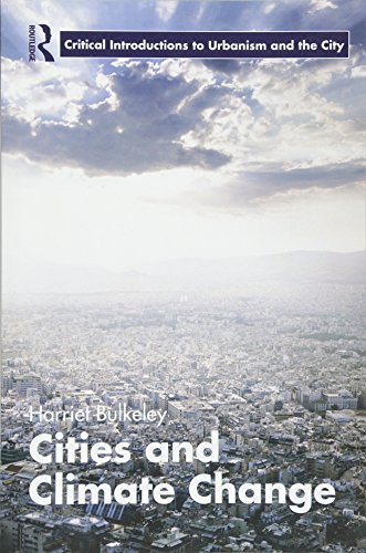9780415597050: Cities and Climate Change (Routledge Critical Introductions to Urbanism and the City)