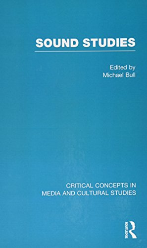 9780415597333: Sound Studies (Critical Concepts in Media and Cultural Studies)