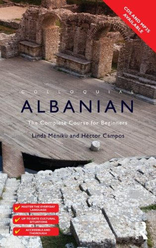 9780415597951: Colloquial Albanian: The Complete Course for Beginners