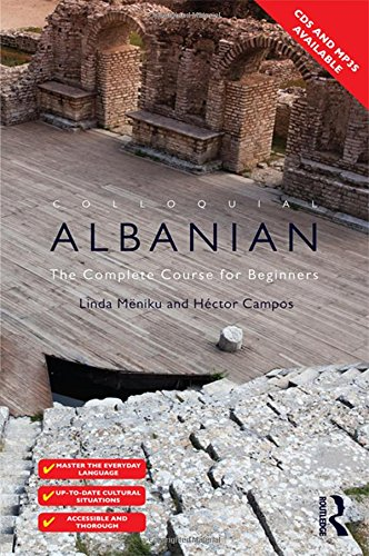 9780415597968: Colloquial Albanian: The Complete Course for Beginners
