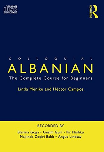 9780415597975: Colloquial Albanian: The Complete Course for Beginners