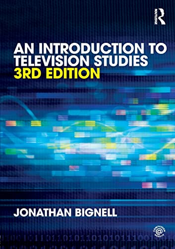 9780415598170: An Introduction to Television Studies