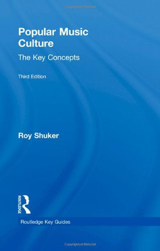 9780415598651: Popular Music Culture: The Key Concepts (Routledge Key Guides)