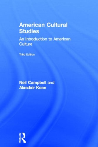 9780415598705: American Cultural Studies: An Introduction to American Culture
