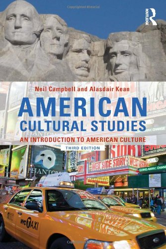9780415598712: American Cultural Studies: An Introduction to American Culture