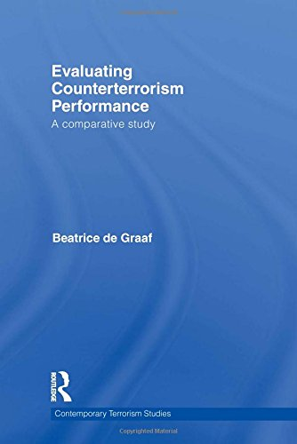 Evaluating Counterterrorism Performance. Routledge. 2011.: DE GRAAF, BEATRICE.