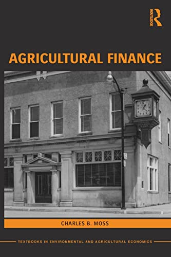 9780415599078: Agricultural Finance (Routledge Textbooks in Environmental and Agricultural Economics)