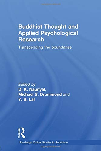 9780415599344: Buddhist Thought and Applied Psychological Research: Transcending the Boundaries (Routledge Critical Studies in Buddhism)