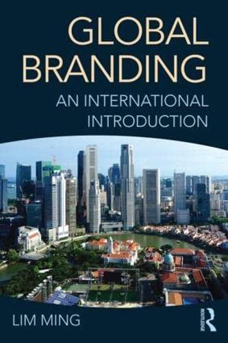 9780415599641: Global Branding: An International Introduction