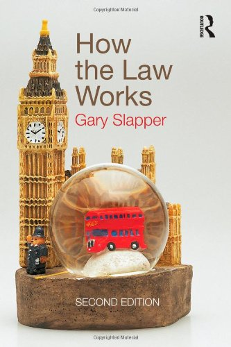 9780415600101: How the Law Works (Volume 1)