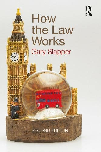 9780415600101: How the Law Works