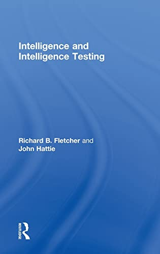 9780415600910: Intelligence and Intelligence Testing