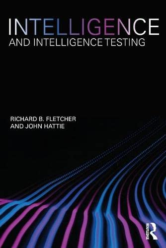 9780415600927: Intelligence and Intelligence Testing