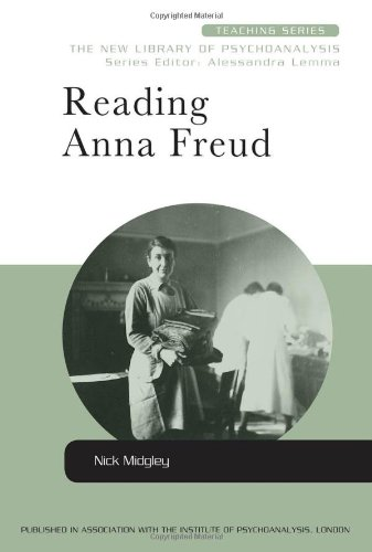9780415600996: Reading Anna Freud (New Library of Psychoanalysis Teaching Series)