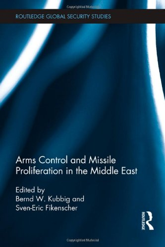 Arms Control and Missile Proliferation in the Middle East (Routledge Global Security Studies)
