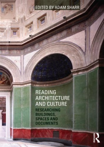 9780415601436: Reading Architecture and Culture
