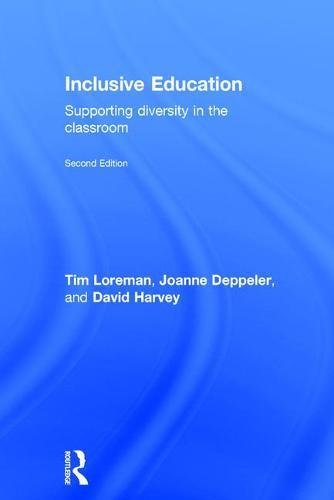 9780415601474: Inclusive Education: A Practical Guide to Supporting Diversity in the Classroom