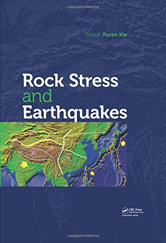 9780415601658: Rock Stress and Earthquakes