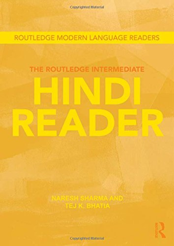 9780415601757: The Routledge Intermediate Hindi Reader (Routledge Modern Language Readers)