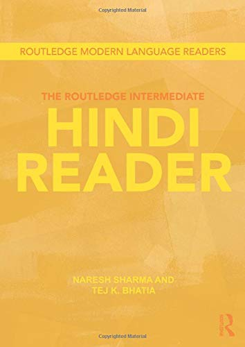9780415601764: The Routledge Intermediate Hindi Reader (Routledge Modern Language Readers)
