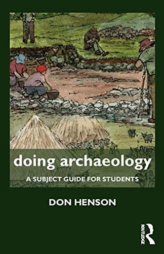 9780415602129: Doing Archaeology: A Subject Guide for Students (Doing... Series)