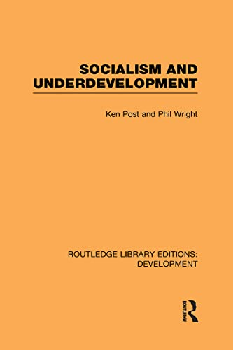9780415602143: Routledge Library Editions: Development: Socialism and Underdevelopment