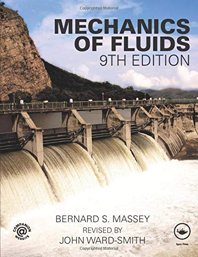 9780415602600: Mechanics of Fluids, Ninth Edition