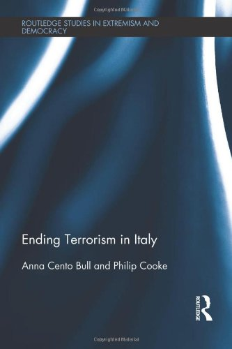 9780415602884: Ending Terrorism in Italy (Extremism and Democracy)