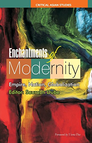 9780415602891: Enchantments of Modernity: Empire, Nation, Globalization (Critical Asian Studies)