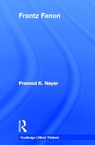 9780415602969: Frantz Fanon (Routledge Critical Thinkers)