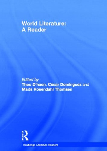 9780415602983: World Literature: A Reader (Routledge Literature Readers)