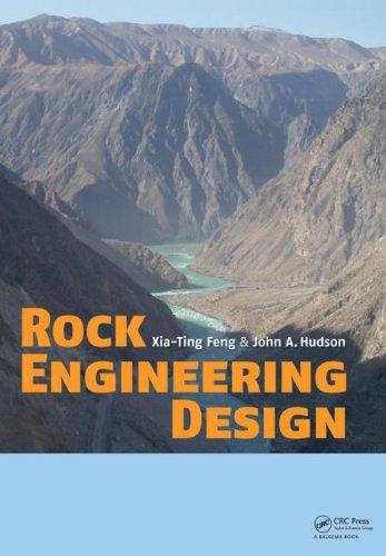 9780415603560: Rock Engineering Design