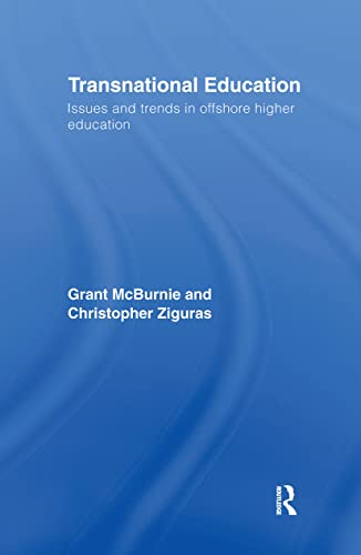 9780415603591: Transnational Education: Issues and Trends in Offshore Higher Education